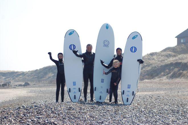 Cold Hawaii Surf Camp, Klitmoeller, Denmark