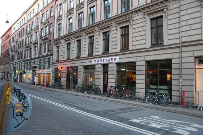 Elmegade, Copenhagen, Denmark