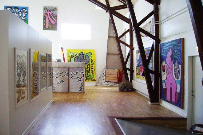 Gaia Museum Outsider Art, Randers, Denmark
