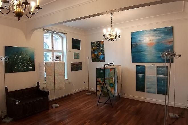 Galleri Rita Lund Malerier, Marstal, Denmark