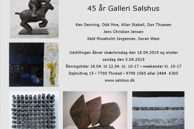 Galleri Salshus, Thisted, Denmark