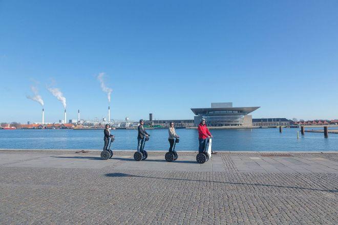 Go-Segway, Copenhagen, Denmark