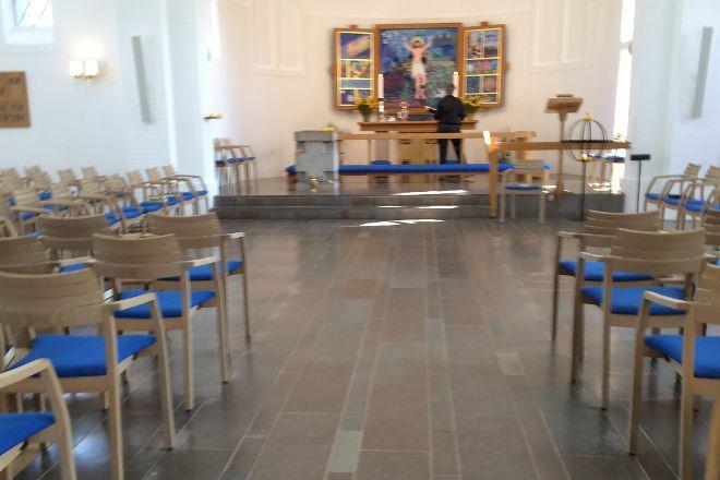 Hadsund Kirke, Hadsund, Denmark