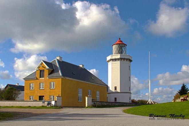 Hanstholm Fyr, Hanstholm, Denmark