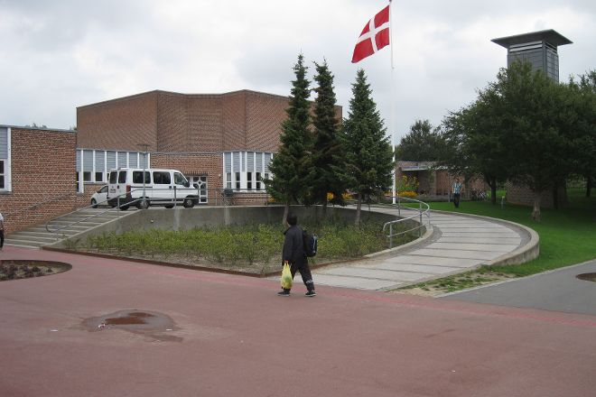 Helligaandskirken, Aarhus, Denmark