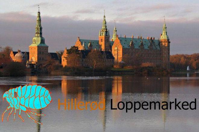 Hilleroed Loppemarked, Hillerod, Denmark