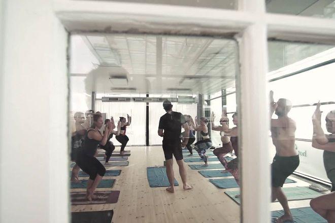 Hot Yoga Copenhagen, Copenhagen, Denmark