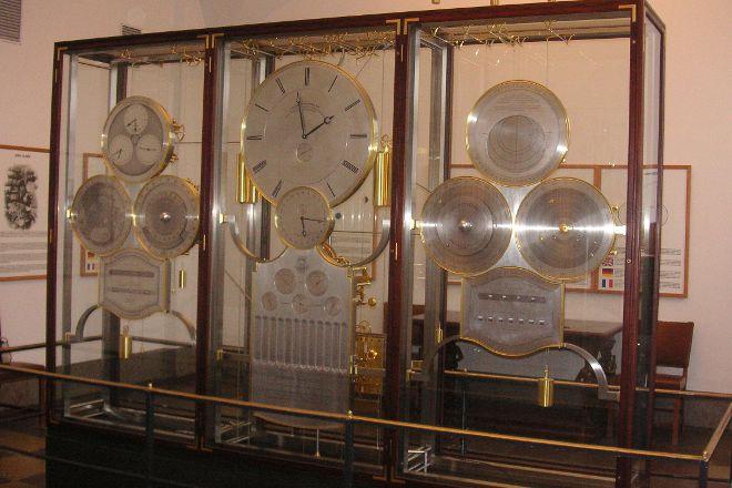 Jens Olsen's World Clock, Copenhagen, Denmark