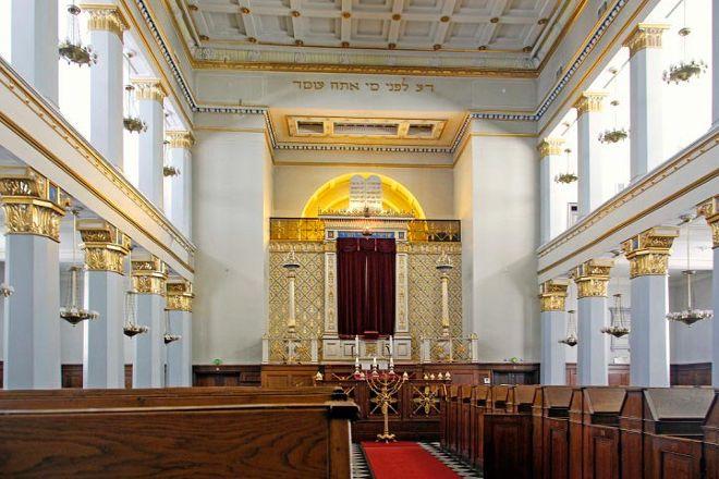 Jewish Copenhagen, Copenhagen, Denmark