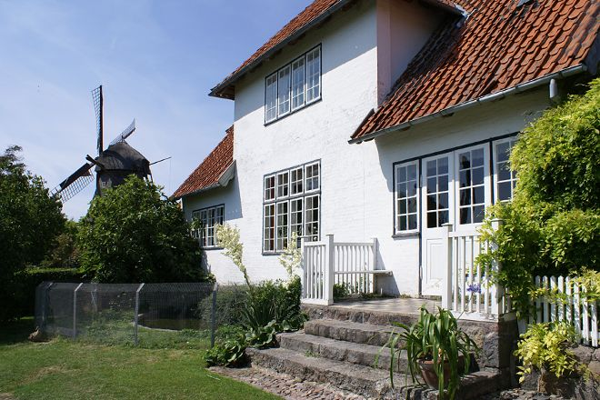 Johannes Larsen Museet, Kerteminde, Denmark