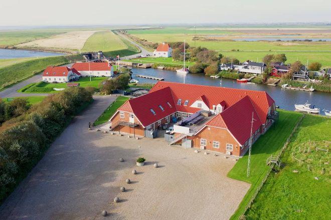 Kammerslusen Ribe, Ribe, Denmark