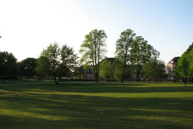 King's Garden, Odense, Denmark