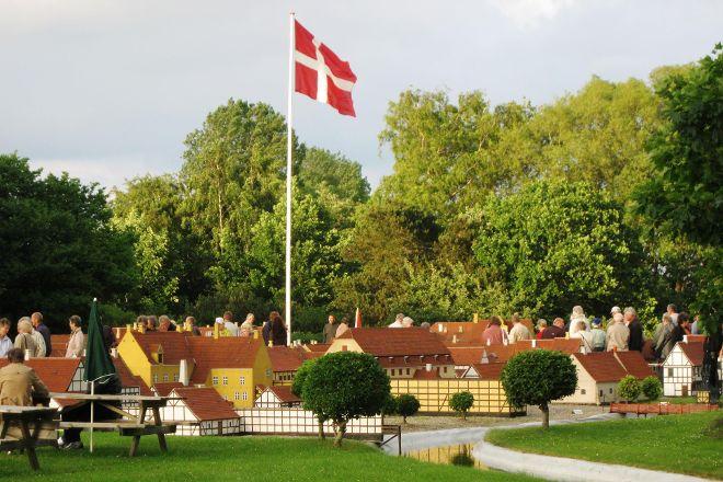 Kjoege Mini-By, Koege, Denmark