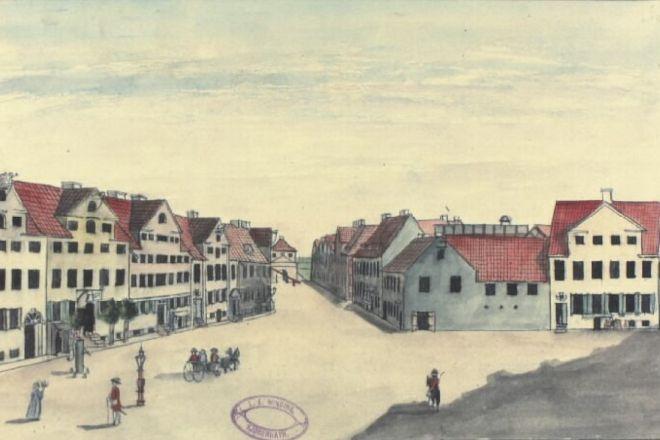 Kultorvet, Copenhagen, Denmark