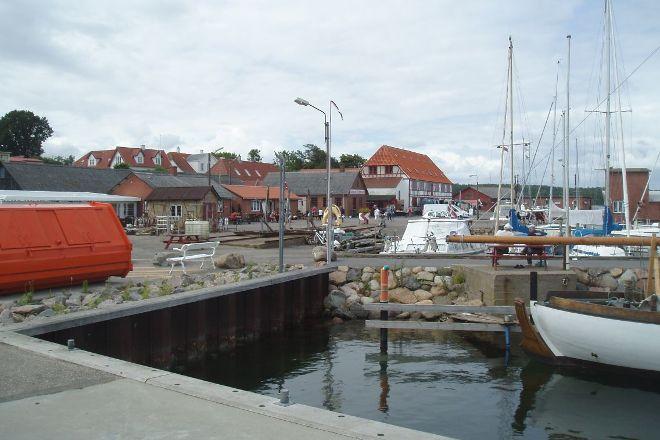 Lundeborg Havn, Hesselager, Denmark