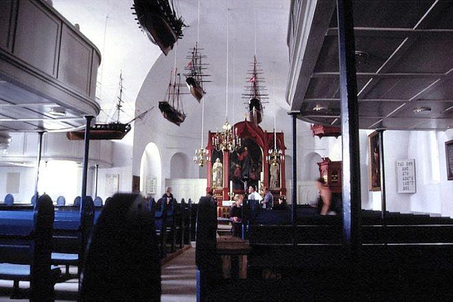 Marstal Kirke, Aero, Denmark