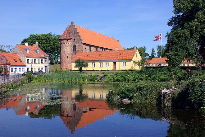 Nyborg Slot, Nyborg, Denmark