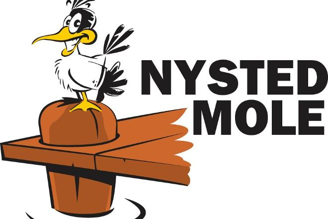 Nysted Mole, Nysted, Denmark