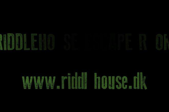 Riddlehouse Escape Room, Koege, Denmark