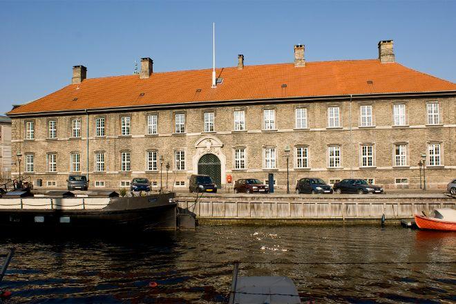 Royal Stables, Copenhagen, Denmark