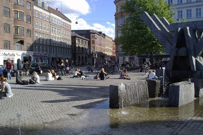 Skt Hans Torv, Copenhagen, Denmark