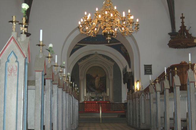 Skt. Katharina Kirke, Store Heddinge, Denmark