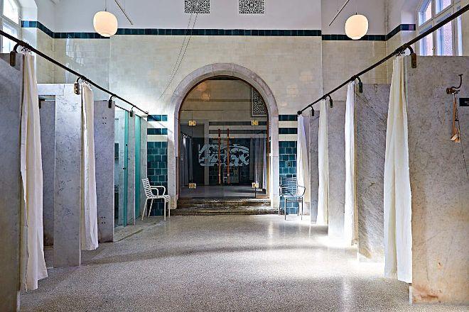 The Sofie bath, Copenhagen, Denmark