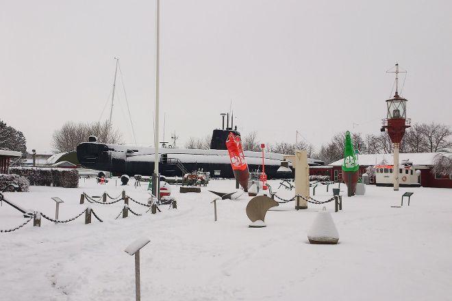 Springeren - Maritimt Oplevelsescenter, Aalborg, Denmark