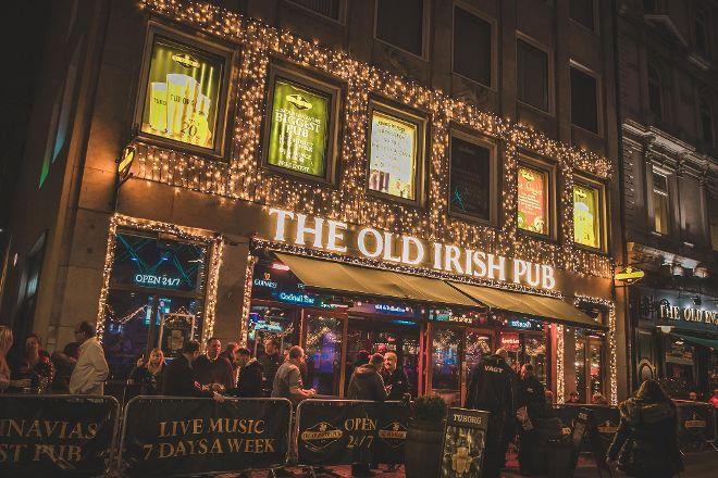 The Old Irish Pub - Grabrodretorv, Copenhagen, Denmark