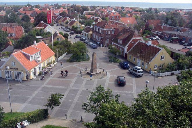 Town of Skagen, Skagen, Denmark