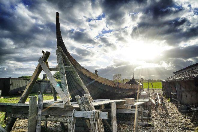 Vikingemuseet Ladby, Kerteminde, Denmark