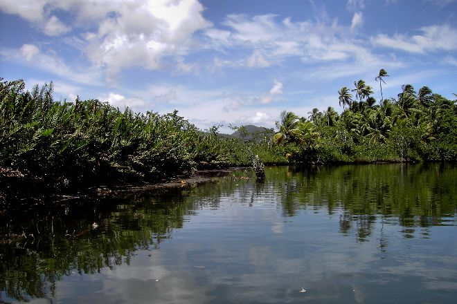 Indian River, Dominica