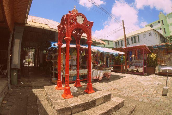 Old Market Square, Roseau, Dominica