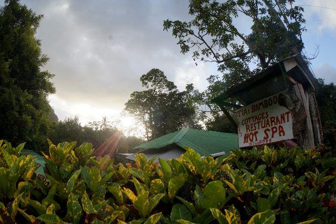 Screw's Sulphur Spa, Dominica