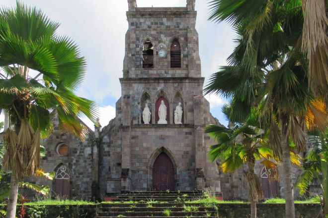St. Patrick's Roman Catholic Cathedral, Roseau, Dominica