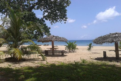 Playa El Valle, Santa Barbara de Samana, Dominican Republic