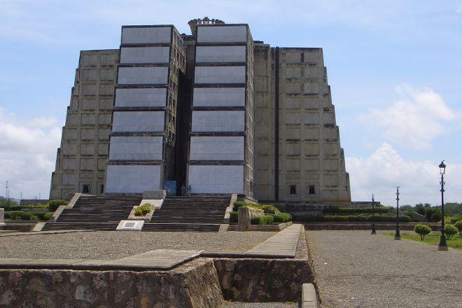 Columbus Lighthouse (Faro A Colon), Santo Domingo, Dominican Republic