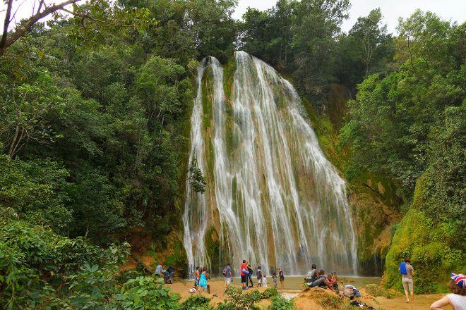 Salto El Limon, Samana Province, Dominican Republic
