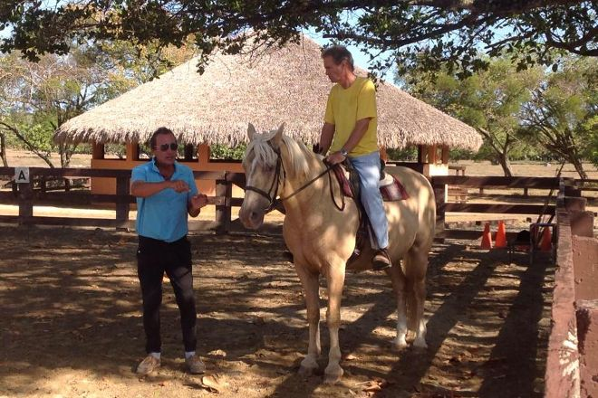 Equestrian Center at Sea Horse Ranch, Cabarete, Dominican Republic