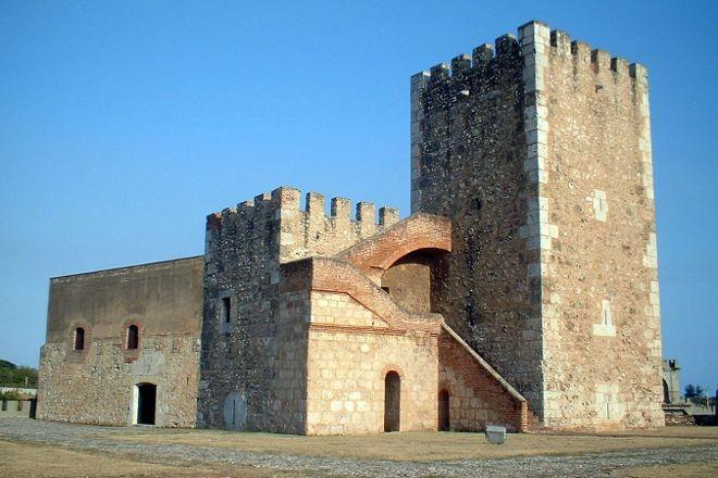 Fortaleza Ozama, Santo Domingo, Dominican Republic
