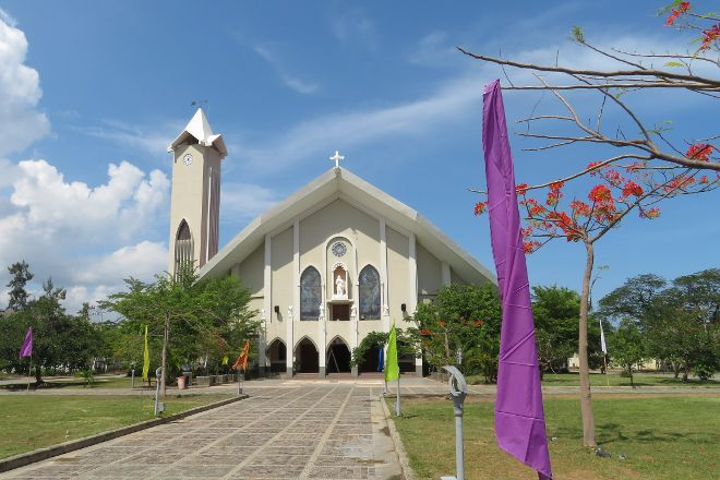 Immaculate Conception Cathedral, Dili, East Timor