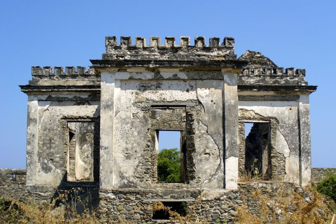 Old Ai Pelo Prison, Liquica, East Timor