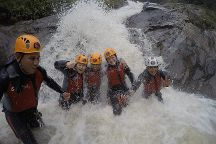 Canyoning Ecuador