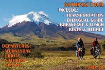 Luis Tipan Travel