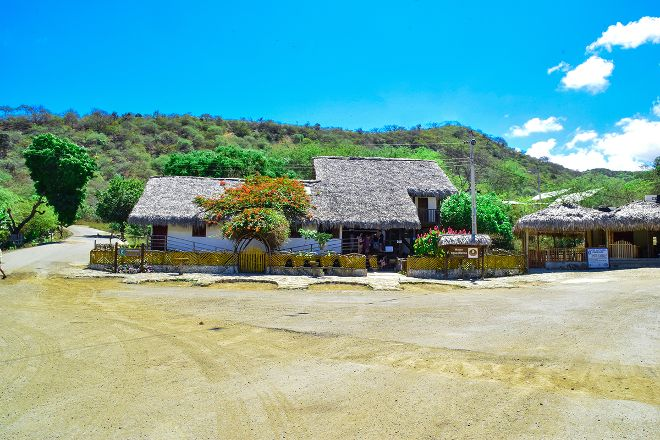 Agua Blanca, Machalilla National Park, Ecuador