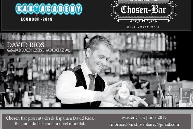 Chosen Bar, Quito, Ecuador