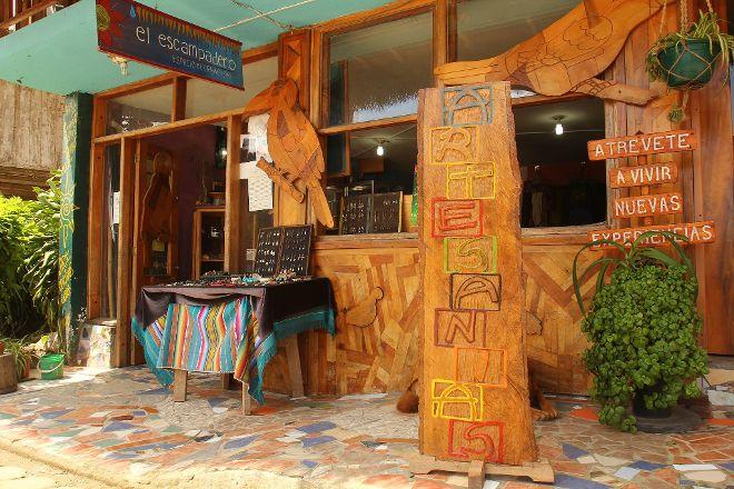 El Escampadero, Mindo, Ecuador