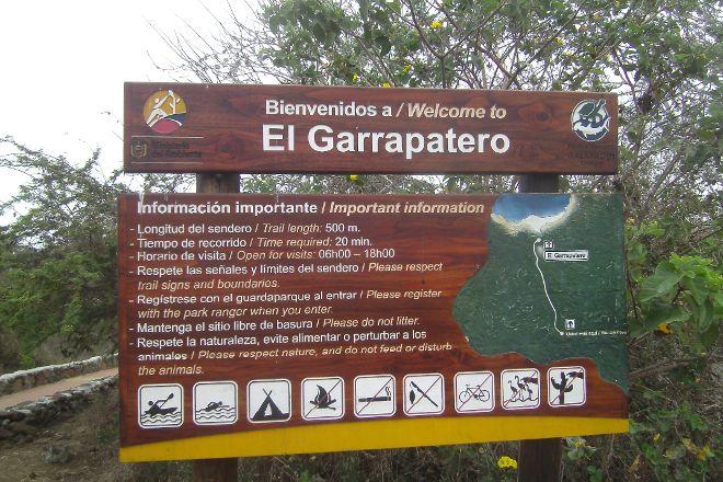 El Garrapatero, Puerto Ayora, Ecuador
