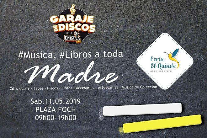 Feria El Quinde, Quito, Ecuador