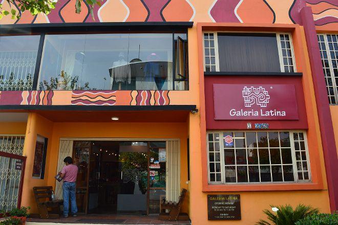 Galeria Latina, Quito, Ecuador